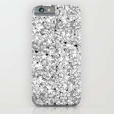 Sweaty Palms iPhone 6s Slim Case