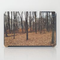 Indiana Forest iPad Case