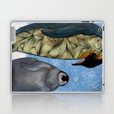 Emperor Penguins Laptop & iPad Skin