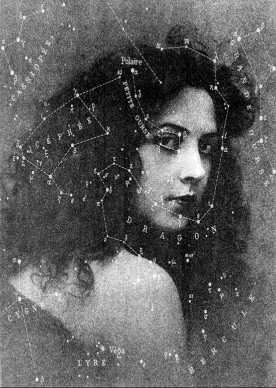 Jeanne Roques AKA Musidora  Art Print