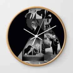 Hitchcock Wall Clock