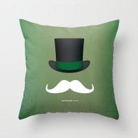 MONOPOLY Throw Pillow