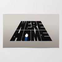 We're Home Rug