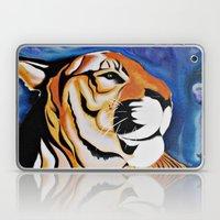 Golden Tiger Laptop & iPad Skin