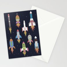 Rockets! Stationery Cards