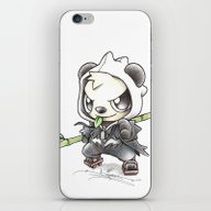 Skadoosh iPhone & iPod Skin