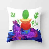Make Guacamole  Throw Pillow