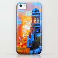 "iPhone Cases featuring Artwork ""City. Warm and Cold."" by Nikita Filatenko"