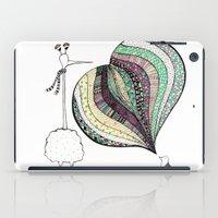 too tall iPad Case