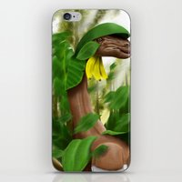 Leaf Storm! iPhone & iPod Skin