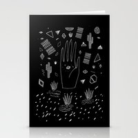 SPACE DREAMS Stationery Cards