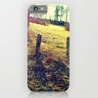 iPhone & iPod Case featuring Always Left Unnoticed  by DeLayne