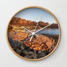 Camps Bay Wall Clock
