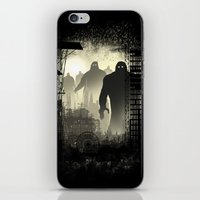 THE VISITORS iPhone & iPod Skin