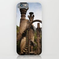 iPhone & iPod Case featuring Sir Edward James Castle by IstariDanae