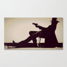 Justified ||| Canvas Print