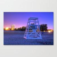 Lifeguards Canvas Print