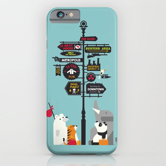 Nowhere Home iPhone & iPod Case