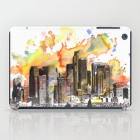 Los Angeles Cityscape Sk… iPad Case