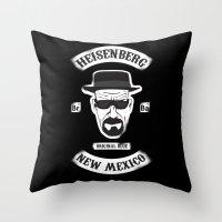Sons Of Heisenberg Throw Pillow