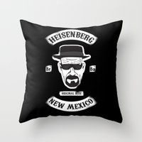 Sons Of Heisenberg Throw Pillow