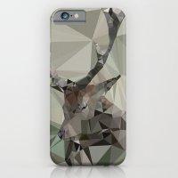 Cervus Elaphus iPhone 6 Slim Case