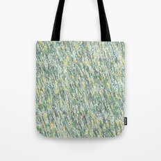 Teal Forest Tote Bag
