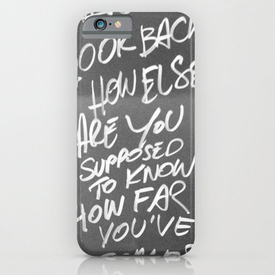 LookBack iPhone & iPod Case