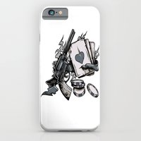 iPhone & iPod Case featuring Wild West by Silentwolf