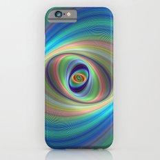 Hypnotic Eye iPhone 6 Slim Case