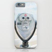 Vintage Beach iPhone 6 Slim Case