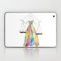 Zodiac - Libra Laptop & iPad Skin