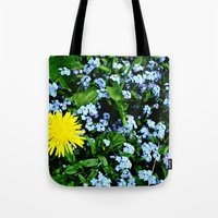 Yellow Rules Tote Bag