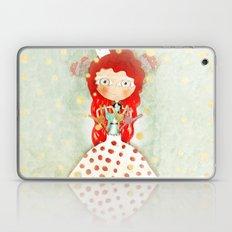 Alice in Wonderland bunny year  Laptop & iPad Skin