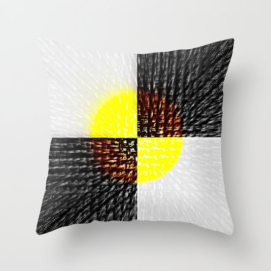 Zoom Throw Pillow