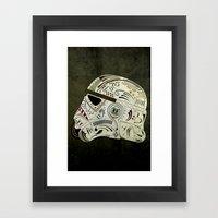 Storm Esé Framed Art Print