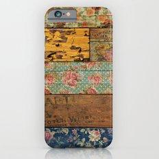 Barroco Style Slim Case iPhone 6s