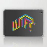 F*** The What? Laptop & iPad Skin