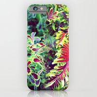 iPhone & iPod Case featuring greenhouse vibes by BPARSH