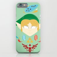 iPhone & iPod Case featuring Link by Ashley Hay