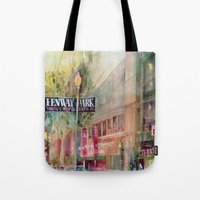 World Series 2013 Fenway… Tote Bag