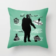 Dragon Age - Alistair Throw Pillow