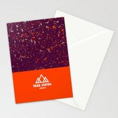 Trail Status / Orange Stationery Cards