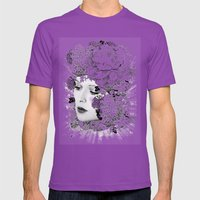 BLISS Mens Fitted Tee Ultraviolet SMALL