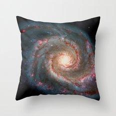Space 06 Throw Pillow