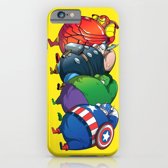 TUBY : Avengers iPhone & iPod Case