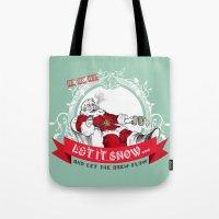 Tis The Season To Be Jol… Tote Bag