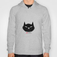 PERSONALITY OF A CAT Hoody