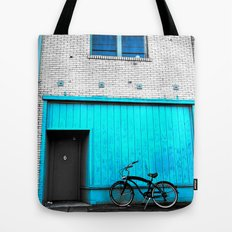 South Tacoma apartment Tote Bag