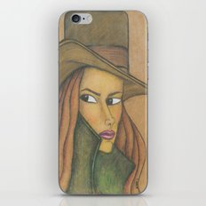 Undercover iPhone & iPod Skin